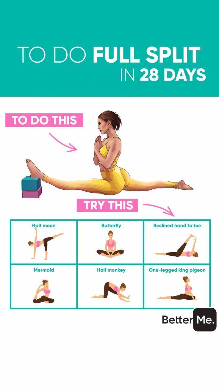 Wie Sie mit Yoga in 28 Tagen flexibler werden