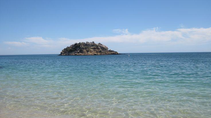 Praia do Portinho da Arrábida em Setúbal, Setúbal