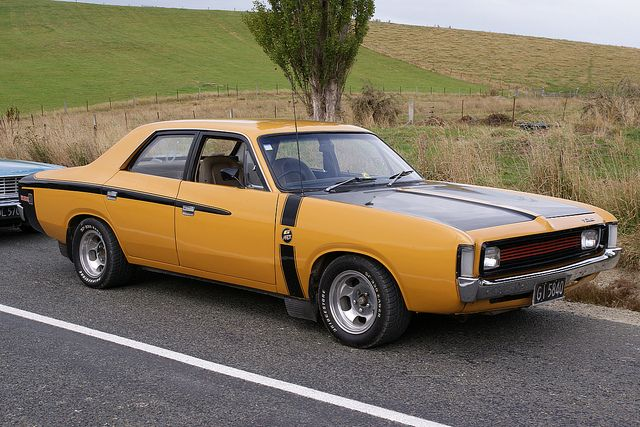 1972 Chrysler Valiant Pacer