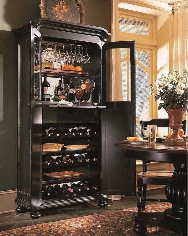 Wine Cabinet From Hooker Furniture   Wine Cabinets   Wine Cabinets, Wine  Bar Cabinet, Wine Furniture