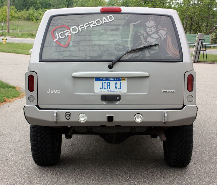 Jcroffroad  Inc  Cherokee Hd Tail Light Housings  97 Up