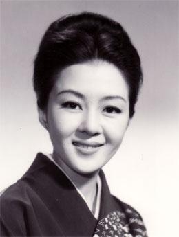 portrait of Machiko Hasegawa