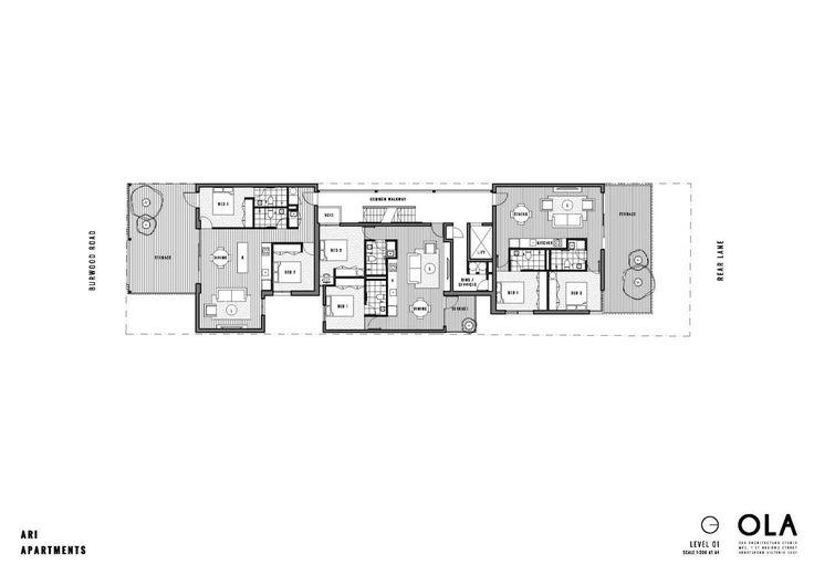 Gallery - ARI Apartments / Ola Studio - 11