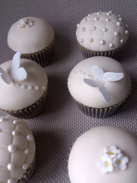 Christening cupcakes  Cake by dollybird,  Go To www.likegossip.com to get more Gossip News!