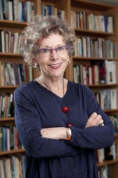 Lorna Crozier - recipient of the 2013 Lieutenant Governor's Award for Literary Excellence