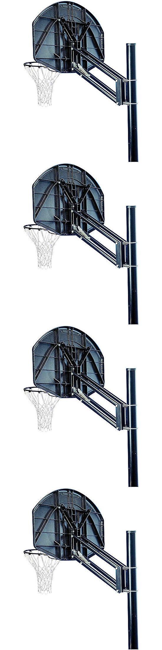 Backboard Systems 21196: Spalding Universal Mounting Bracket Basketball Hoop Black Backboard New -> BUY IT NOW ONLY: $51.87 on eBay!