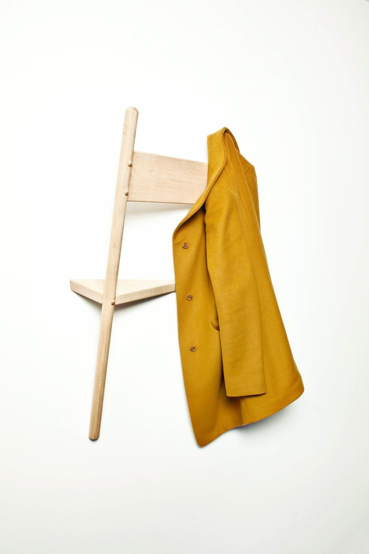 Wallhax Porte-Manteau Chaise - Eno Studio