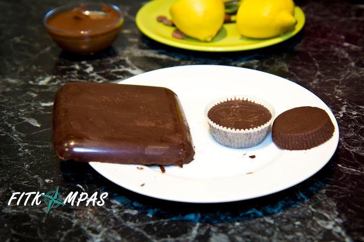 Domácí zdravá čokoláda jak jí vyrobit? To musíte vidět!