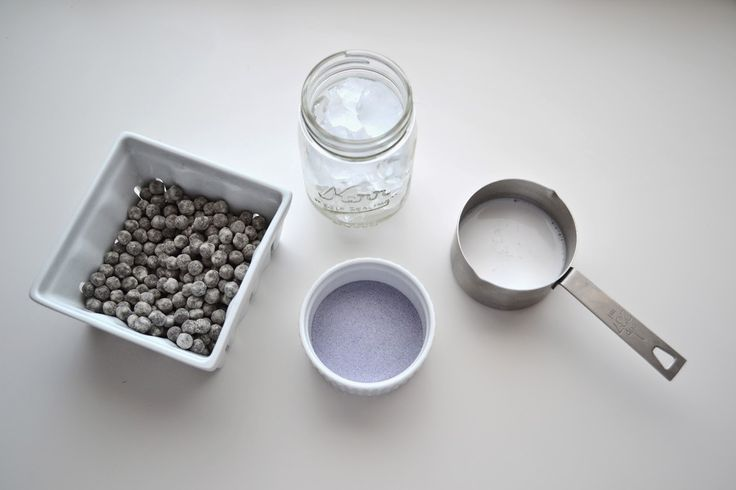 xo, mrs measom: How to make boba pearls with taro