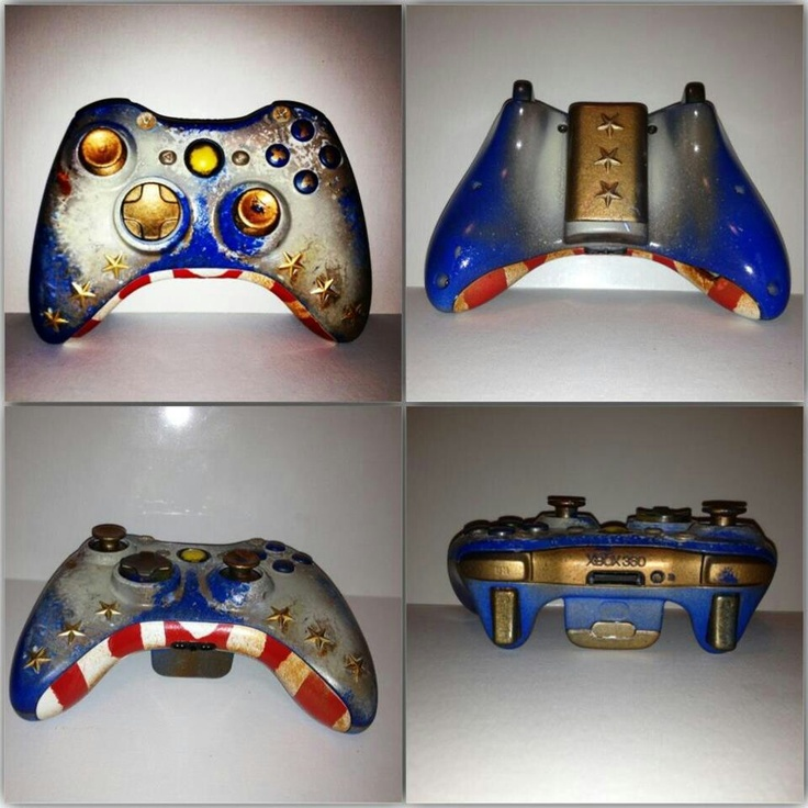 BioShock infinite Xbox 360 custom controller