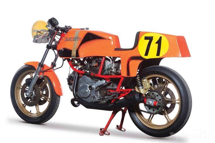 Ducati 600 TT Pantah