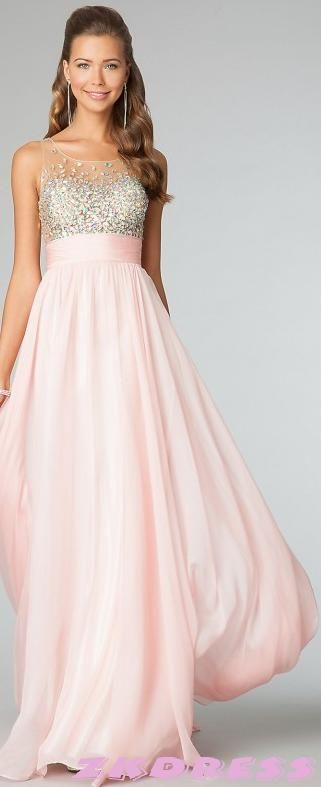 Sweet & simple prom dress