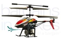 Water Firing Remote Control Helicopter