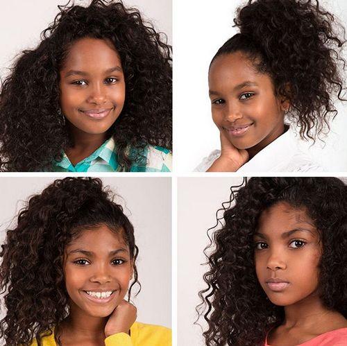 Best African American Teenage Hairstyles