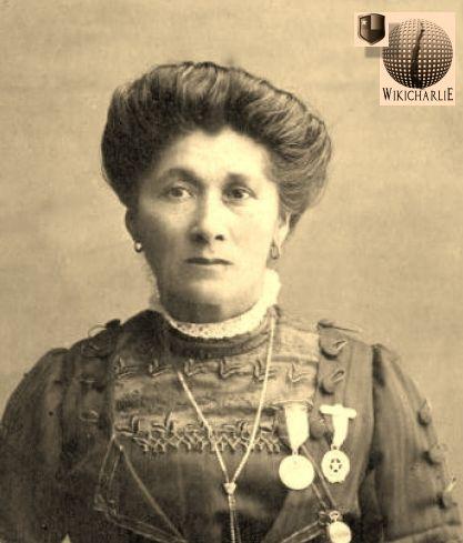 María Flor Cádiz de Rivera - Heroína talquina de la Guerra del Pacífico