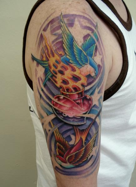 Tattoos by jaun salgado a collection of tattoos ideas to for Henna tattoo in puerto rico