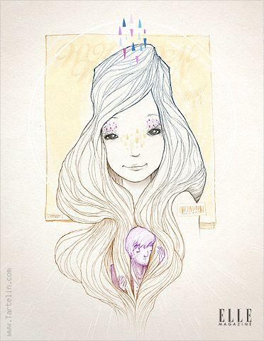 Stephane TARTELIN - freelance illustration and graphic design - Paris, France