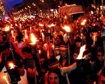 Armenia - Dzień Pamięci Zagłady -24.04. Hayastan Nkarner