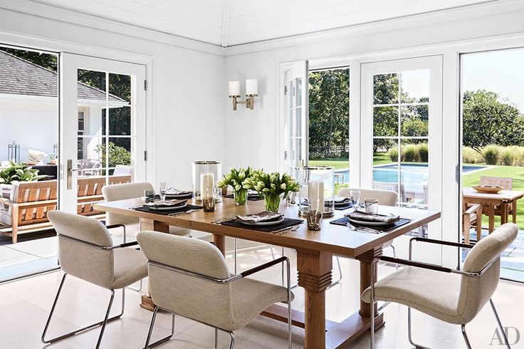 David Kleinberg Transforms a Ho-Hum Hamptons Rental House into a Heavenly Retreat Photos | Architectural Digest