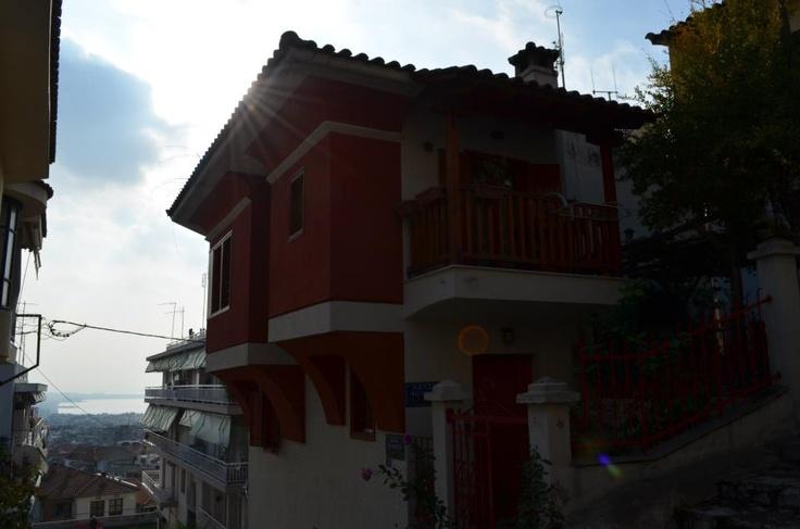 Detached house (Tirteou street)