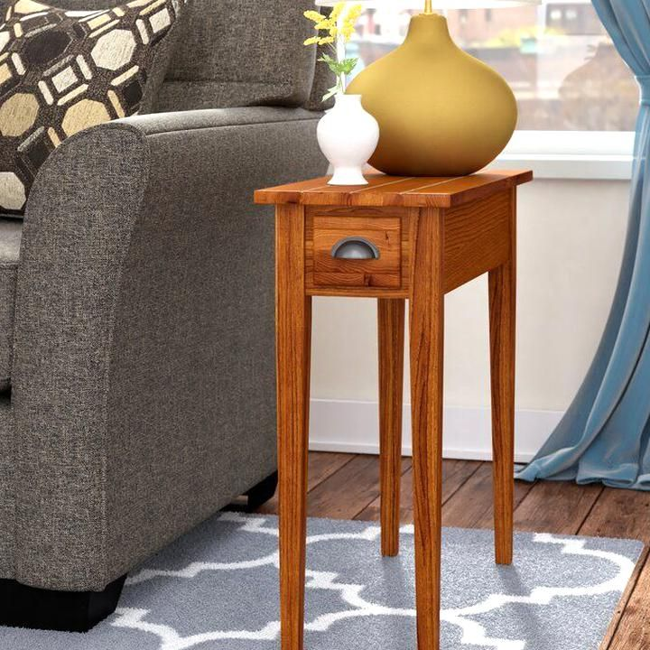 Charlton Home Wilfredo End Table With Storage Reviews Wayfair End Tables With Storage Table Charlton Home