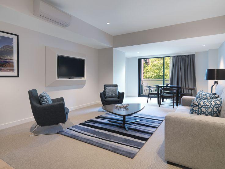 1 Bedroom Deluxe | Wyndham Hotel Melbourne