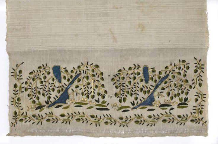 Handtuch, Ausführung, Kleinasien, 1801 bis 1900