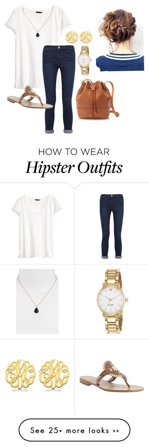 """the bohemian, preppy, hipster(ish) look- Emily"" by southern-prep-girls on Polyvore"
