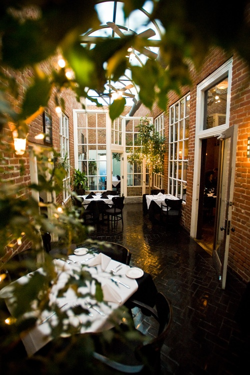 This Is The Little Courtyard Of Strings Restaurant In Denver. Itu0027s  Fantastic.