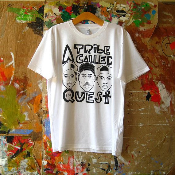 A Tribe Called Quest T-shirt by JulesMannArt on Etsy