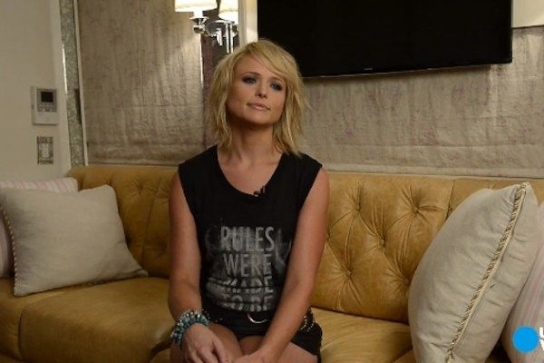Miranda Lambert Gives Fans a Peek Inside Her Pinked-Out Tour Bus