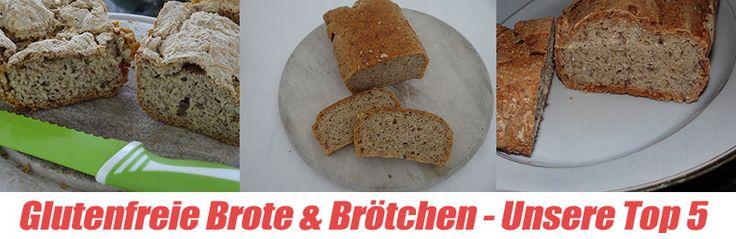 Glutenfreies Brot selber backen – Unsere 5 Top Rezepte Eins vorweg: Wir backen unser glutenfreies Brot natürlich selber. Anfangs haben wir auch die fertigen glutenfreien Brote und Brötchen, die es in Reformhäusern oder zum Teil sogar im Rewe, Famila ect. zu kaufen gibt, probiert. Jedoch waren wir davon echt nicht überzeugt. Irgendwie hat alles künstlich geschmeckt und in manchen Produkten