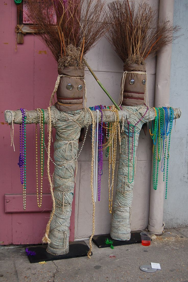 Gigantic voodoo dolls for your haunt perfect for my Tempt Your Fate pins