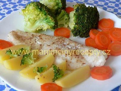 Dietní rybička