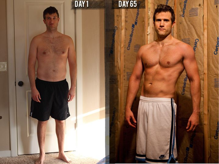Images of P90x Mass Results - #rock-cafe