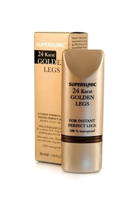 Golden Legs 24Karat: Maquillaje Natural Beige Cuerpo. Realmente cubre imperfecciones, varices... Piernas PERFECTAS Y SEDOSAS!