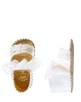Juicy Couture baby sandals I need a matching pair too!