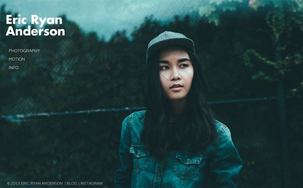 30 Outstanding Examples of Full-Screen Image Background Sites for Your Inspiration