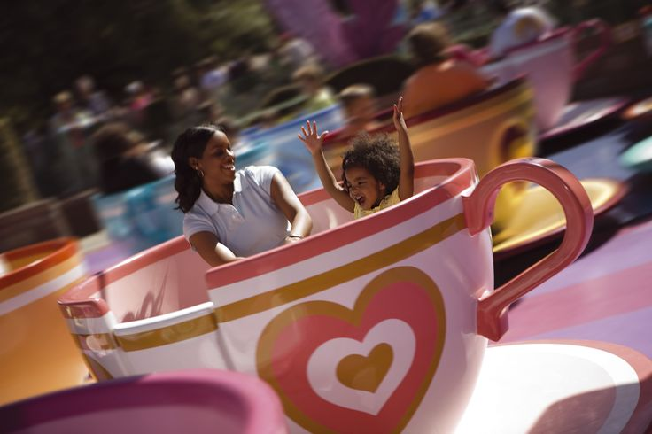 The best #DisneylandParis rides for toddlers.
