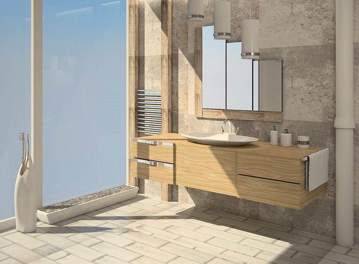 18 Examples Of Latest Bathroom Designs