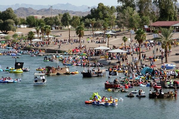River Regatta, Colorado River  Bullhead City AZ