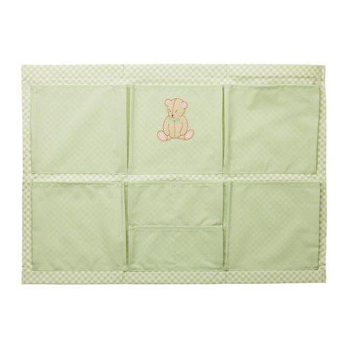 НАНИГ Подвесные карманы IKEA Практичный подвесной карман позволяет экономить место, так для хранения можно использовать поверхность стены.