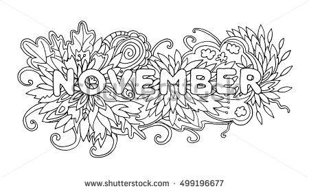 Doodle sign