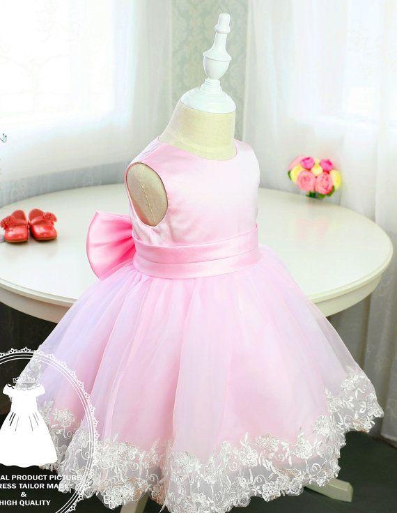 Vestido del desfile glamour infantil niño vestido de acción de