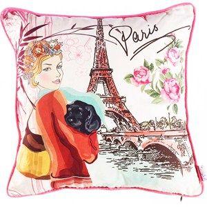 Apolena Paris'e Veda dekoratif yastık ayağınıza gelsin.