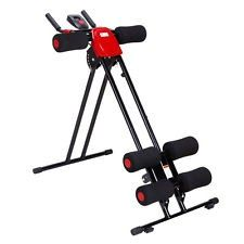AB Cruncher Abdominal Exercise Machine Core Workout Fitness Gym Equipment