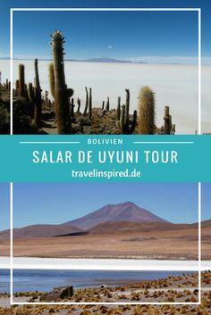 Reisebericht unserer Salar de Uyuni Tour durch die Anden: Mit dem Jeep in 3 Tagen von Uyuni in Bolivien nach San Pedro de Atacama in Chile.