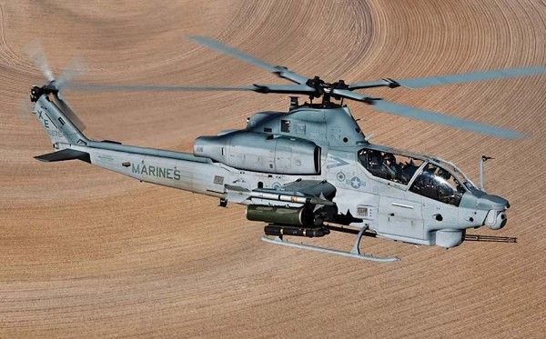 USMC Bell AH-1Z Viper