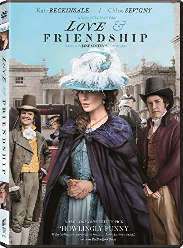 Love & Friendship DVD on Amazon