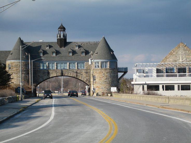 A Rhode Island landmark! Narragansett, RI